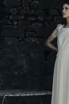 Robe de mariée Béranger par Laure de Sagazan collection 2017